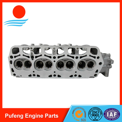 China aluminum 3Y 4Y Cylinder Head 11101-73020 For Toyota forklift/Dyna 200 supplier