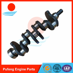 China Sumitomo SH55 excavator engine crankshaft 4JA1 OEM 8-94455-240-1 supplier