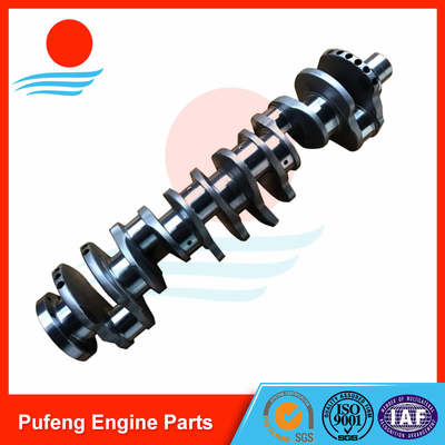 China CATERPILLAR Crankshaft Supplier, C9 Crankshaft 261-1544 for excavator E330C 330D supplier