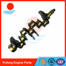 China Isuzu diesel engine parts, CNC machined 4BB1 crankshaft 8-94443-662-0 for UH-035 UH-037 supplier