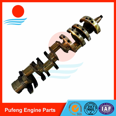 China NISSAN crankshaft supplier in China, high quality RF10 crankshaft with long warranty supplier