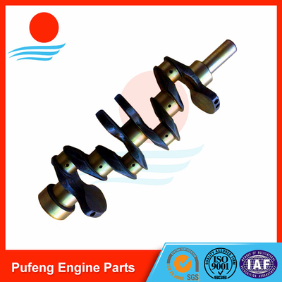 China crankshaft factory China, NISSAN Z24 crankshaft 12201-30W80 supplier