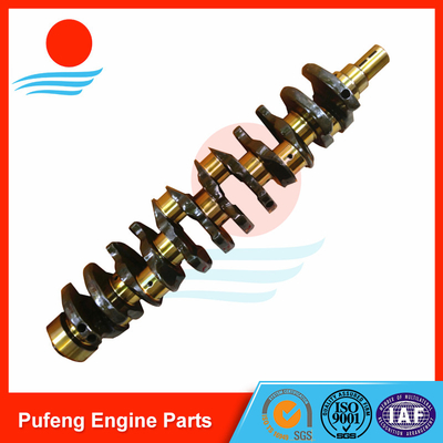 China Best Auto Crankshaft supplier, TOYOTA 1HZ 1HD-T crankshaft for Land Cruiser Coaster 13411-17012 13411-17011 supplier