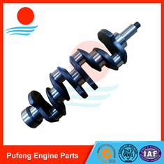 China excavator crankshaft wholesale DB33 4BD1 4BD2 crankshaft 5123101630 for EX90 EX100 EX120 supplier