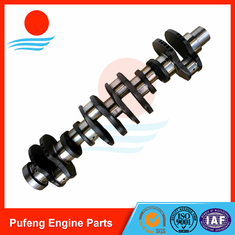 China CUMMINS 6BT Forged Crankshaft 3907804 3908032 for KOMATSU excavator PC200-6 PC200-7 supplier