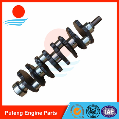 China Excavator Crankshaft Market 4JG1 Crankshaft 8-97023-182-1 for Hitachi ZAX60 ZAX70 supplier
