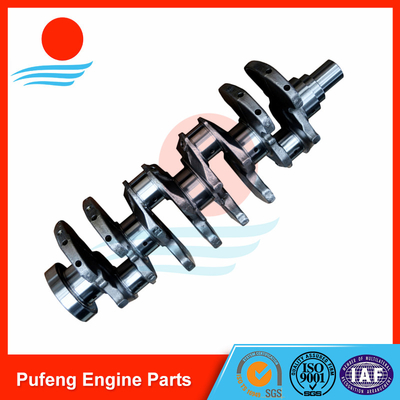 China nitriding treatment 4G64 Crankshaft MD187921 MD346026 for Mitsubishi forklift L200 L300 E15 P13 Chariot Grandis Expo supplier