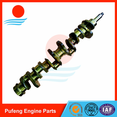 China Forklift Engine Crankshaft company Mitsubishi S6E-2 crankshaft on promotion 34420-01002 supplier