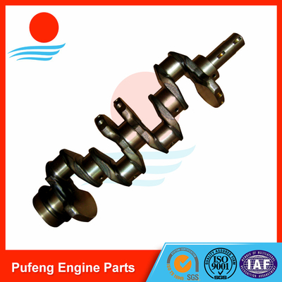 China Spare Parts Motor Mitsubishi 4M40 crankshaft for excavator CAT307 SH60 ME202013 ME203551 supplier