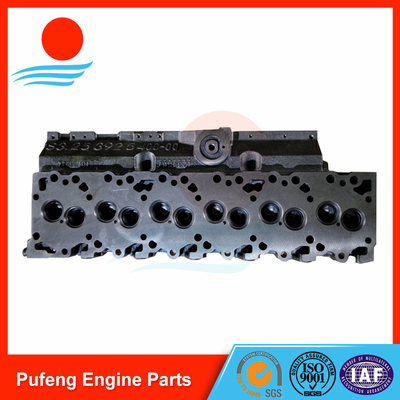 China KOMATSU cylinder head 6D102 for excavator PC200-6 PC200-7 OEM C3913391 C3911273 supplier