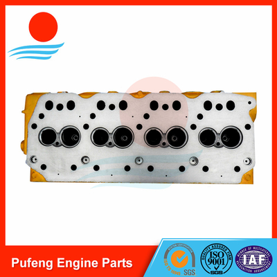 China Caterpillar cylinder head supplier S4K Cylinder Head for excavator E110B E120B E307 supplier