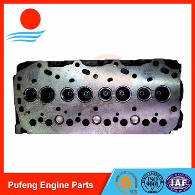 China Engineering Machinery Engine Cylinder Head 1DZ-2 for TOYOTA forklift 11101-78202 supplier