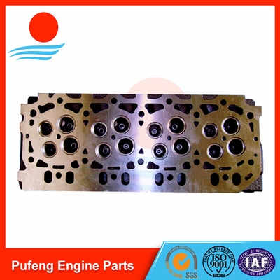 China Japanese excavator cylinder head supplie YANMAR 4TNV94 4TNV98 cylinder head 129907-11700 supplier