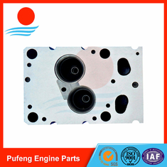 China Engineering Machinery Cylinder Head factory Sinotruck D10 cylinder head AZ1096040028 supplier