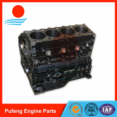 China ISUZU 4HK1 cylinder block for excavator 8-98046721-0 8-98204528-0 supplier