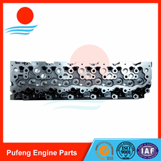 China diesel engine parts HINO H07D cylinder head for excavator supplier