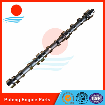 China forklift camshaft exporter in China Mitsubishi S6S camshaft 32B05-00101 for forklift FD45T Hyundai excavator R170W-T supplier