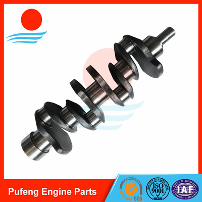 China Isuzu forklift parts in China C240 crankshaft 9123104130 8941396690 8941597680 supplier