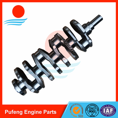 China auto crankshaft wholesale, high performance crankshaft for Toyota Camry supplier