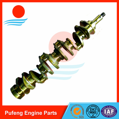 China excavator crankshaft distributor in China Caterpillar crankshaft C6.4 used for excavator 320D 323D supplier