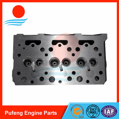 China agricultural machinery cylinder head wholesale, Kubota D1302 cylinder head 15511-03042 15511-03040 15511-03044 supplier