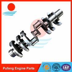 China one year warrant forged crankshaft wholesale, Mitsubishi 8DC9 crankshaft ME996186 for excavator HD1880SE supplier