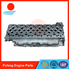 China Cummins cylinder head factory, one year warranty ISDE QSB6.7 cylinder head supplier