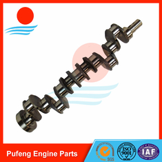 China crankshaft for Perkins, balanced and nitrided crankshaft 1006 6.354 part number 3131H022 3131H031 supplier