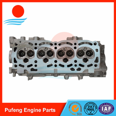 China auto cylinder head for Toyota, aluminum cylinder head 2E 11101-19156 one year warranty after installation supplier