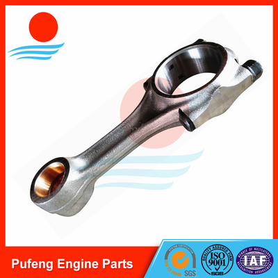 China 6D16 connecting rod for Mitsubishi FUSO excavator supplier