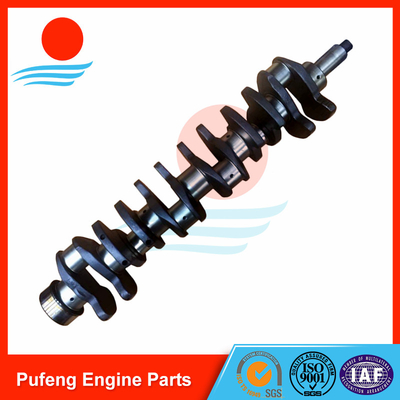 China crankshaft for Nissan, durable casting steel crankshaft PE6 12000-96011 supplier