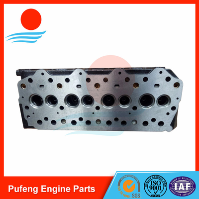 China 4D36 cylinder head for Mitsubishi truck supplier