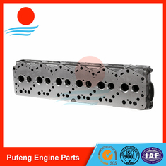 China engineering machinery engine replacement brand new Komatsu cylinder head 6D110 for PC280 WA350 OEM 6138-12-1100 supplier