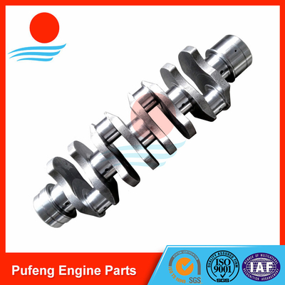 China Isuzu 4HE1 crankshaft OEM standard 8-97352-534-3 used for excavator supplier