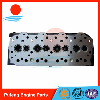 China manufacturer for Japanese excavator parts, Mitsubishi 4D31 cylinder head ME999863 for excavator HD400 HD450 SH45U E70 supplier