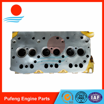 China cylinder head manufacturer in China, S6K cylinder head for Caterpillar excavator 320B 320C 34301-01050 5525N supplier