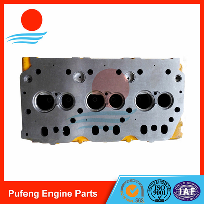 China Cylinder head for Caterpillar, S6KT cylinder head for excavator 320D 34301-01060 5527N2 supplier
