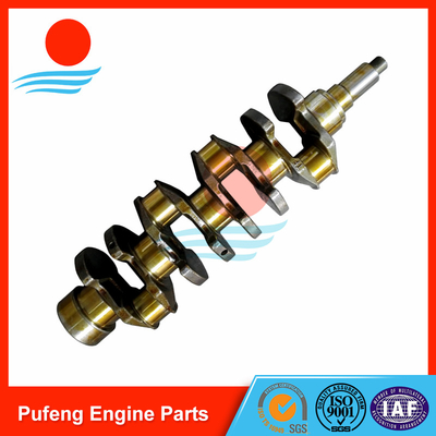 China auto crankshaft factory in China, Nissan ZD30 crankshaft 12200-MA70A for Atleon Cabstar Patrol GR Pathfinder supplier