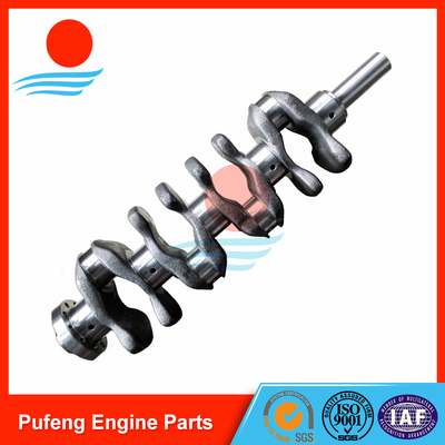 China China auto spare parts one year warranty 1TR crankshaft 13401-75010 supplier