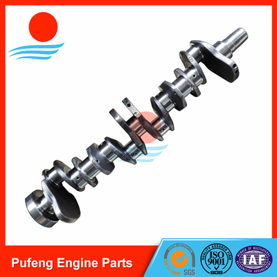 China CATERPILLAR Crankshaft in China 4N7693 4N7696 4N7699, 3306 forged Crankshaft for excavator E320 320L E330 supplier