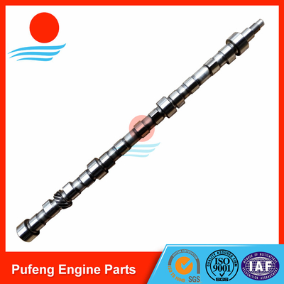 China truck camshaft supplier in China, Nissan FE6 camshaft made of forged steel supplier