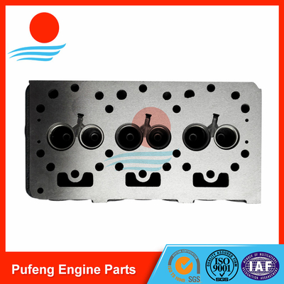 China Kubota cylinder head wholesaler, D950 cylinder head 15532-03040 for B7200D B7200E B8200D B8200HST-D B1750D B1750E supplier