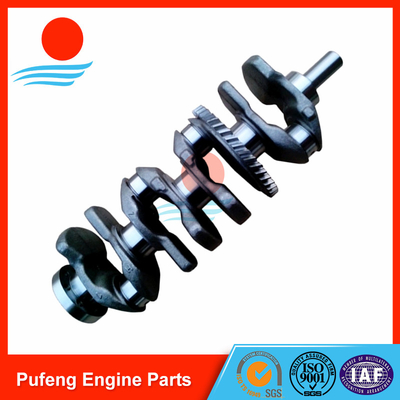 China forged steel aftermarket Toyota auto crankshaft 2AZ 13401-28030 supplier