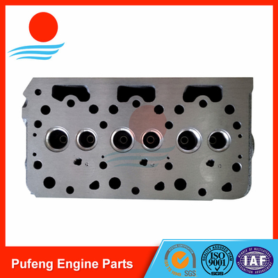China aftermarket Kubota cylinder head supplier in China D722 cylinder head 16873-03042 16689-03049 supplier
