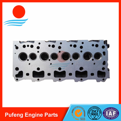 China excavator cylinder head wholesale Isuzu 4LE2 cylinder head 8-97195251-6 used for Hitachi excavator ZX55 supplier