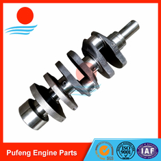 China Isuzu motor replacement 3LB1 crankshaft 8-97146-520-2 8-97040520-4 8-97254-611-1 supplier