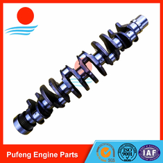 China Forged steel crankshaft D7D VOE20412323 VOE20909235 for Volvo excavator EC290B EC240B E240BLC supplier