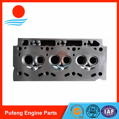 China Yanmar cylinder head 3D84 129407-11700 YM129931-11000 supplier