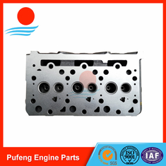 China agricultural machinery engine parts, brand new Kubota cylinder head D1503 supplier