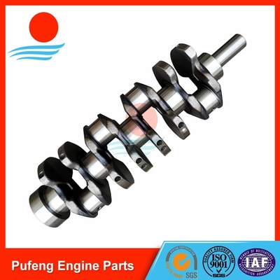China Hyundai Crankshaft exporter in China forged steel D4CB crankshaft OEM 23110-4A000 23110-4A010 supplier